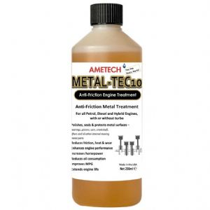 Ametech METAL-TEC10 Anti-Friction ENGINE Treatment